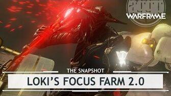 Warframe Loki's Focus Farm 2