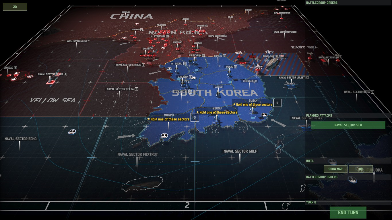 Image - WRD 2nd Korean War Map.png | Wargame Wiki | Fandom powered ...