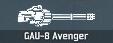 WAB Icon GAU-8 Avenger