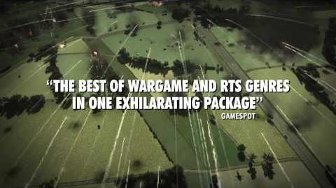 WARGAME EUROPEAN ESCALATION - The new RTS bomb for PC