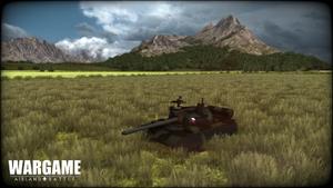 WALB T-55AM2B 3