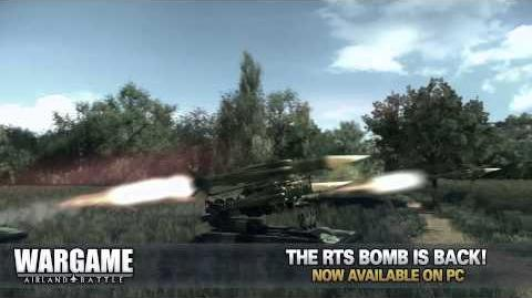 WARGAME AIRLAND BATTLE THE RTS BOMB IS BACK!