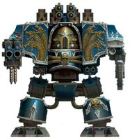 Alpha Legion Dreadnought