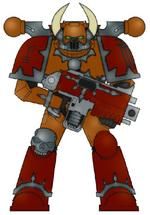 Bloodgorged Chaos Marine 3