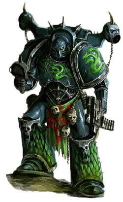 Alpha Legionnaire
