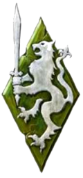 Dis Cal badge