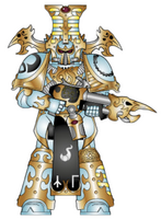 Grand Order Herm Blades Astartes