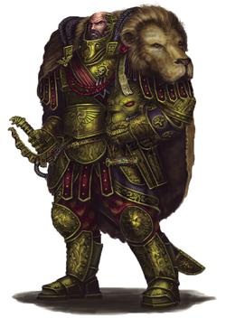 Warmaster Tiber Achilus
