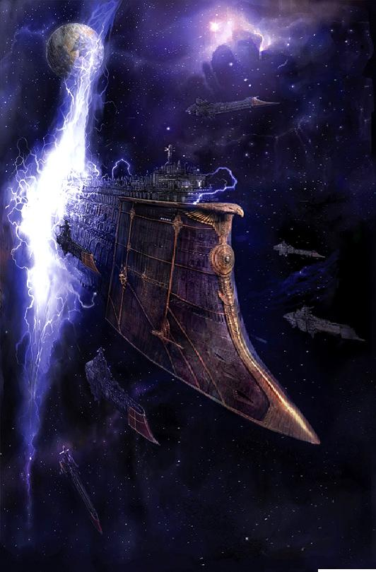[GALERIE] Artworks - Page 6 Fleet_Warp_Exit