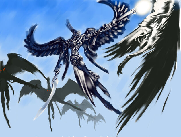File:Swooping Hawk Exarch vs. Scourges.jpg