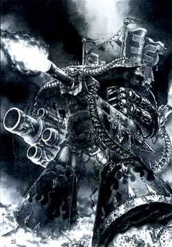 Banelord Titan