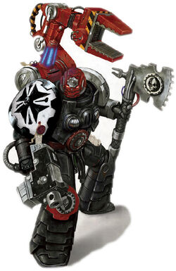 Black Templar DW Techmarine Brother
