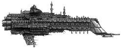 Dominator-class Cruiser
