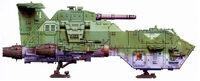 DH Thunderhawk Gunship