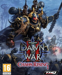 Chaos Rising box art
