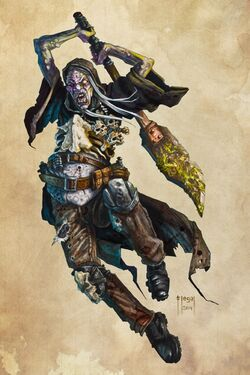 Death Priest of Mire