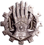 Iron Hands-logo
