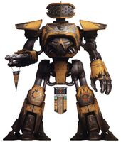 Legio Fureans Reaver Titan