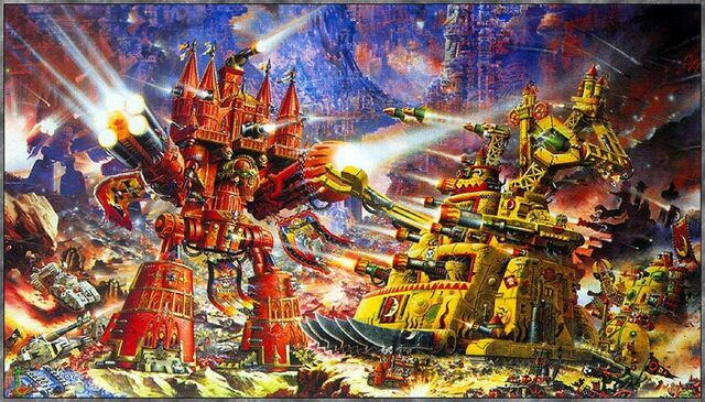 File:Imperator Titan vs Ork Mega-Gargant.jpg