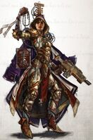 Female Inquisitor2-Ordo Hereticus