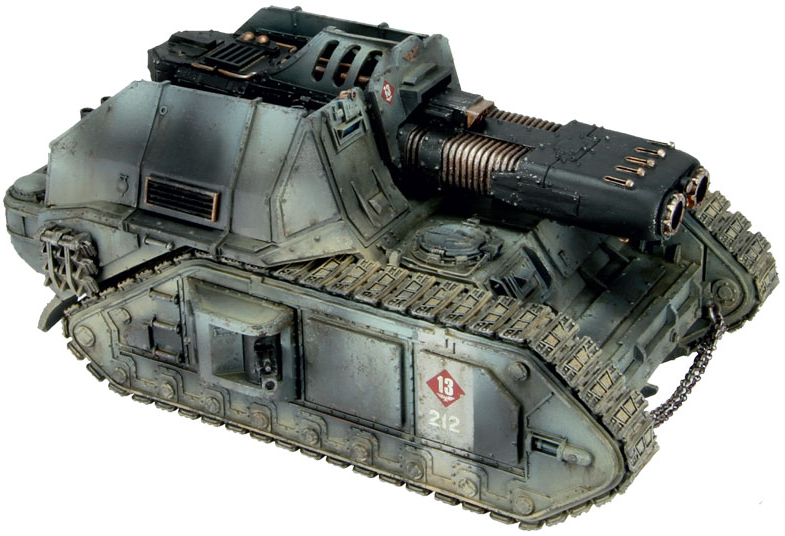 space marine command tanks pdf