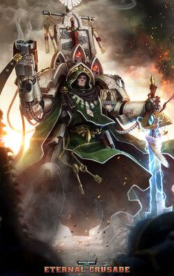 Grand Master Belial Eternal Crusade