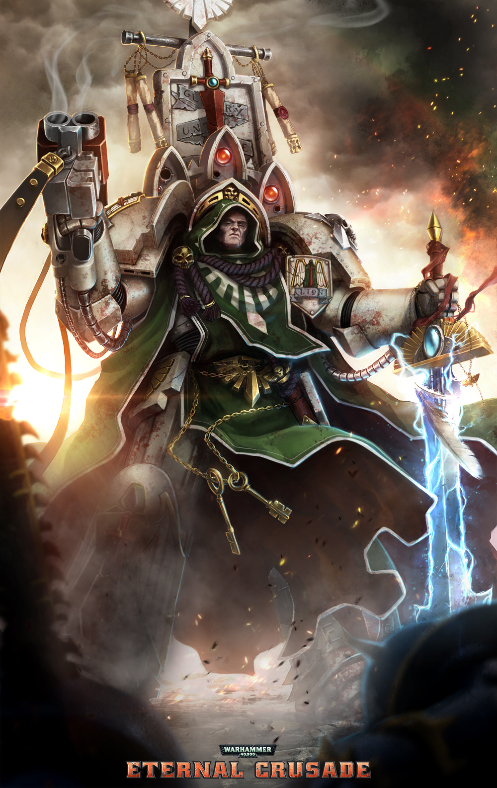 Belial | Warhammer 40k | FANDOM powered by Wikia