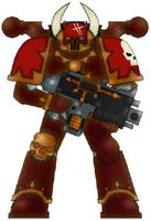 Brazen Beasts Chaos Marine 3