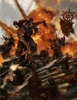 Crimson Slaughter planetary assault