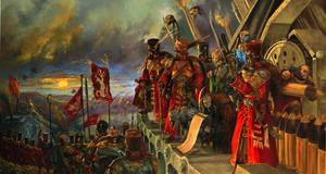 Vostroyan Firstborn Command