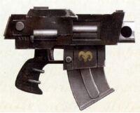 Bolt Pistol Umbra XVIII Legion