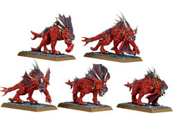 Flesh Hounds (4th Edition)