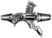 Archaic Pattern Missile Launcher