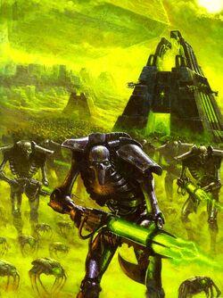 The Necrons Vs Pre-Heresy Imperium - Battles - Comic Vine