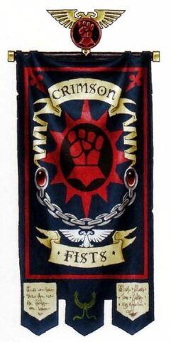File:Crimson Fists Banner.jpg