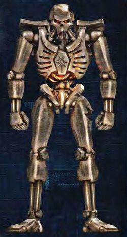 Maynarkh Necron Warrior Amarah Prime WZ