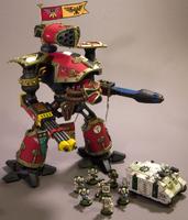 Legio Metalica Reaver