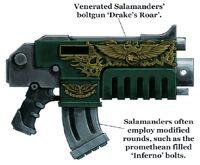 Bolter Salamanders 'Drake's Roar'