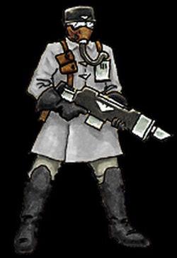 Minervan Infantry