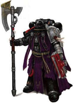 BA Deathwatch Keeper