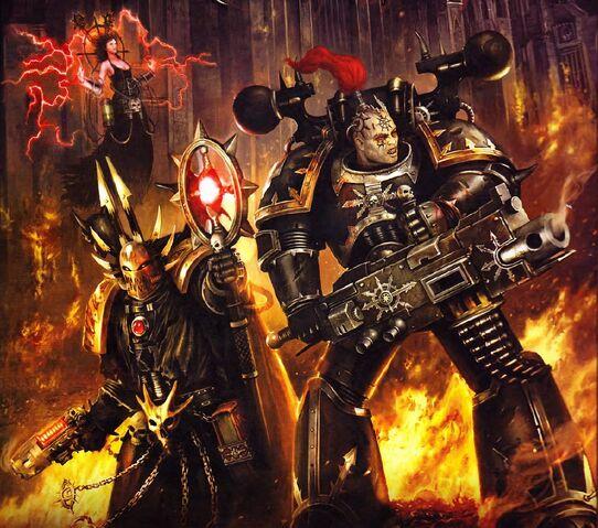 File:Black Legionnaire & Chaos Sorceror.jpg