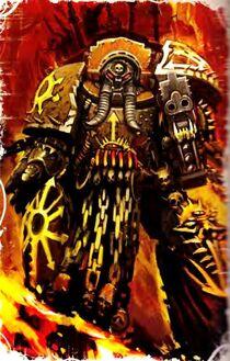 Black Legion Terminator