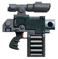 Spectris Pattern Bolt Pistol - High Capacity Mag