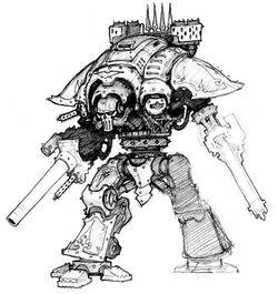 Knight Paladin Sketch