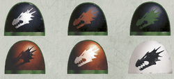 Salamanders Co. Icons