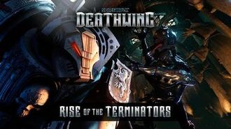 """Space Hulk Deathwing - """"Rise of the Terminators"""" Trailer"""