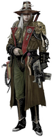 Female Inquisitor Ordo Hereticus
