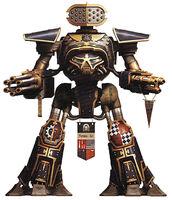 Legio Mortis Reaver Myrmidon Rex