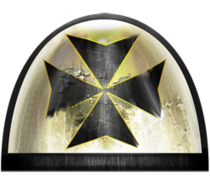 Black Templars Badge