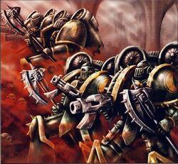 Grogor Assault Squad